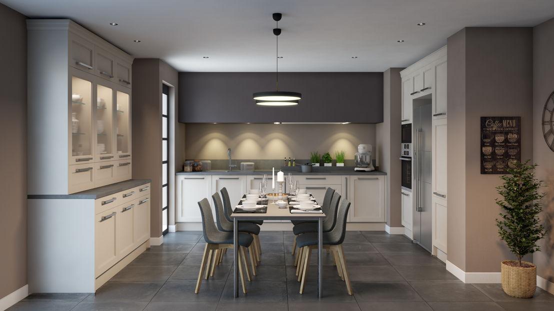 cuisine ouverte / open keuken 914 ©èggo