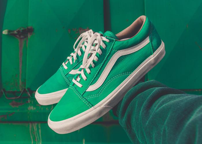 El verde y los 70's marcan la llegada de la primavera