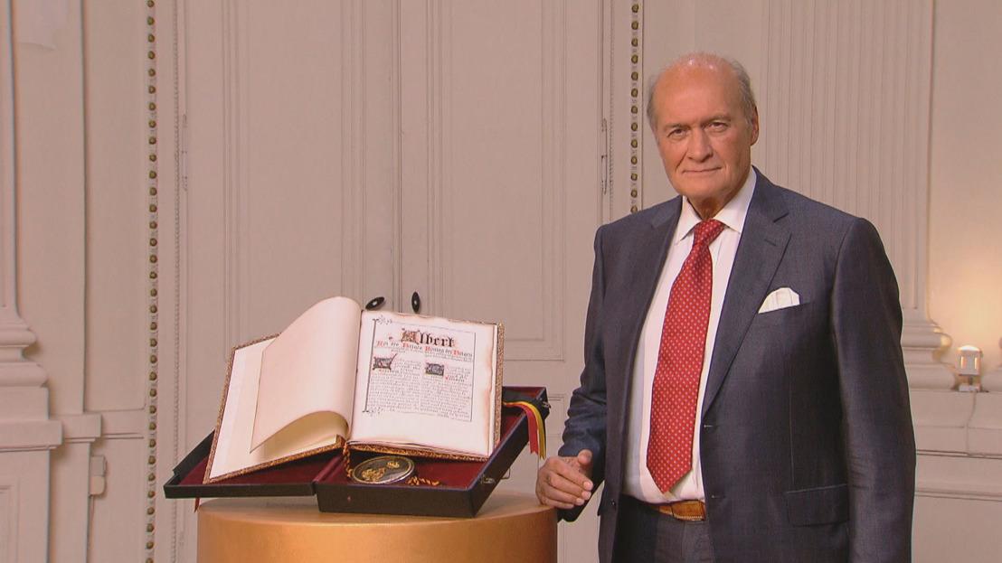 Jacques Vermeire waagt zijn kans met een adellijke barontitel.