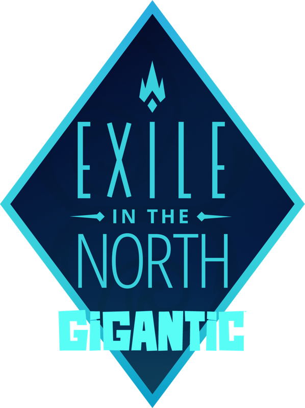 Exile in the North Logo