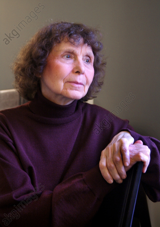 Sofia Asgatovna Gubaidulina, Tatar Russian composer<br/>AKG5862310