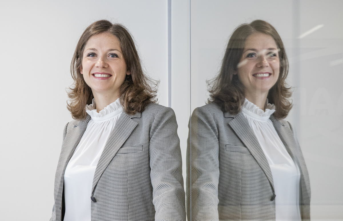 Nathalie Pfaff - Country Manager Danone BeLux