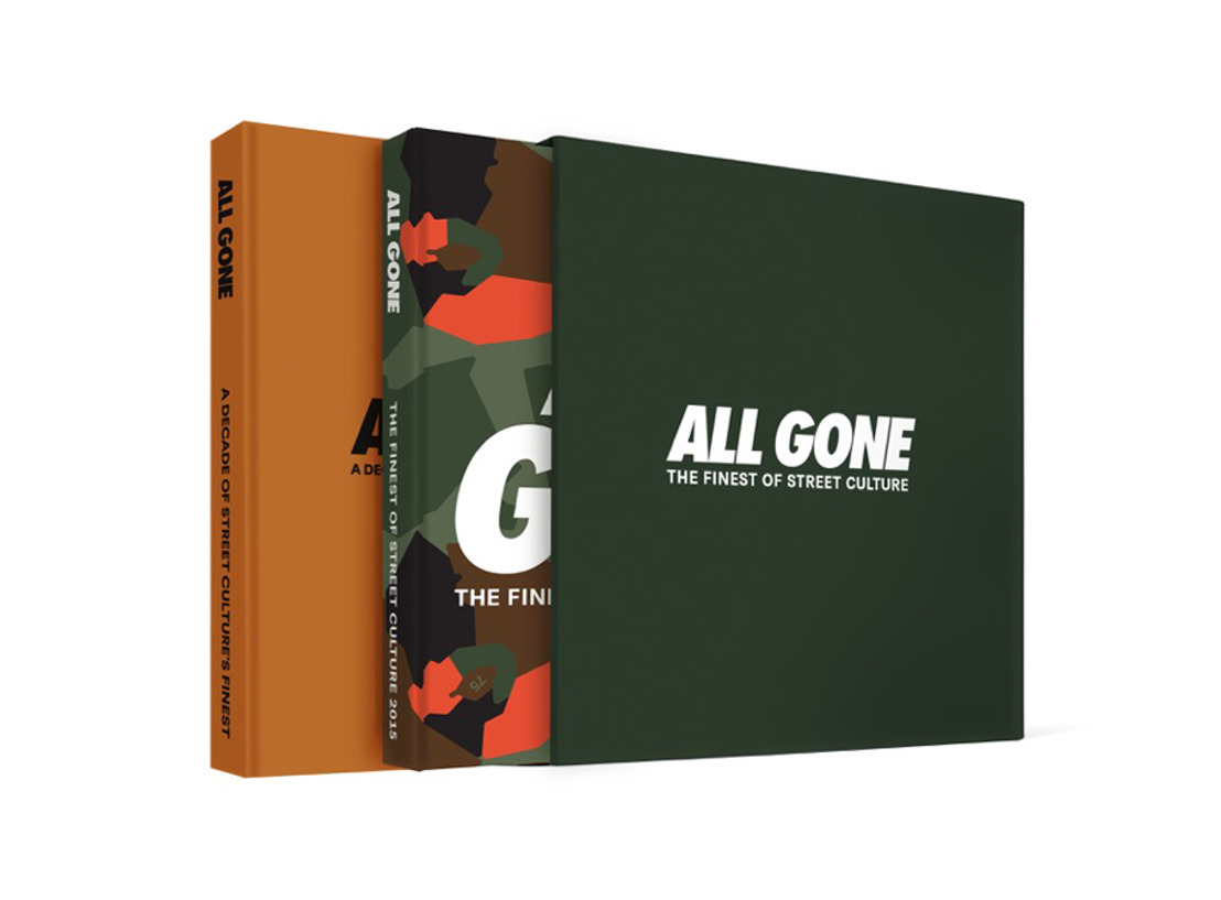 adidas Originals presenta: All Gone 2015 y All Gone: a decade of street culture's finest