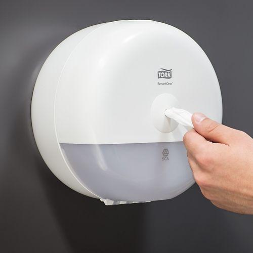 Tork SmartOne dispenser