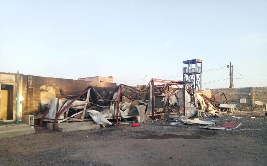 Yémen : un hôpital de MSF partiellement détruit suite à une attaque à Mocha