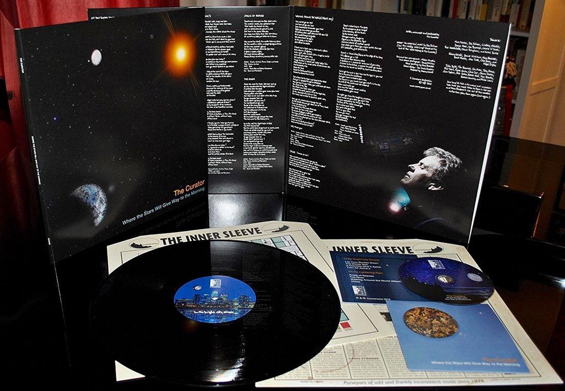 Vinyl+CD Album Package