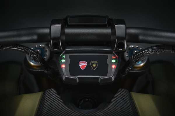 Preview: A unique project is born: Ducati Diavel 1260 Lamborghini, inspired by the Sián FKP 37