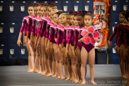 Gymnasts Compete in Rancho Cordova - Oct. 21-22, 2017