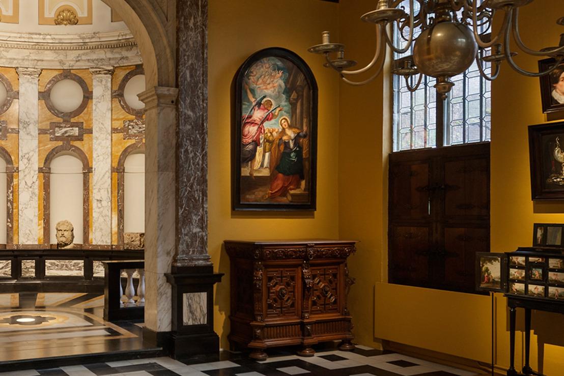 Rubenshuis presenteert David Bowie's Tintoretto