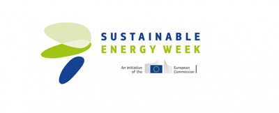EU Sustainable Energy Week (EUSEW) Pressebereich