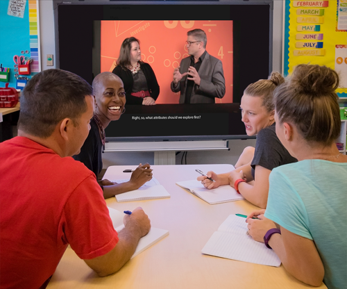 ORIGO Education Presents Productive Partnerships: Tools and Strategies for Math Leaders, a Free Webinar Airing April 11 at 4 pm. EDT on edWeb.net