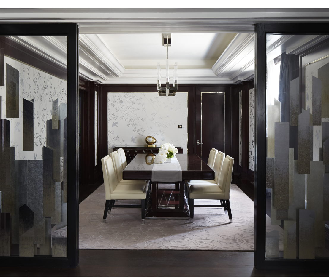 Fifth Avenue Suite Dining Rooom