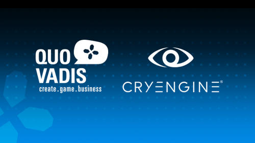 Visit CRYENGINE at Quo Vadis '17 in Berlin