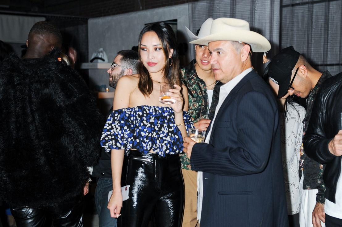 Sherry Tan y Jamie Garcia
