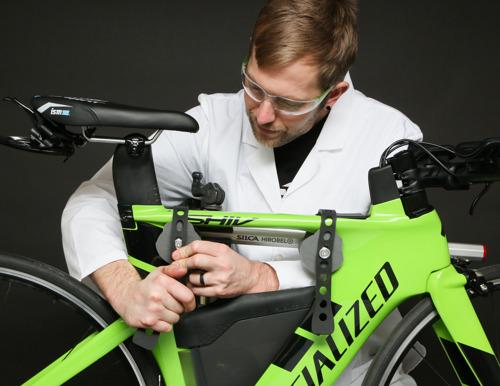 The SILCA Hirobel Bike Clamp