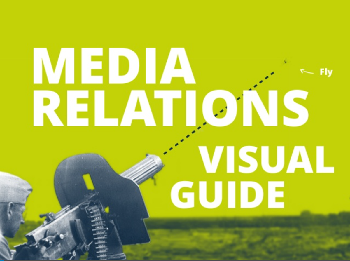 Visual Guide to Media Relations