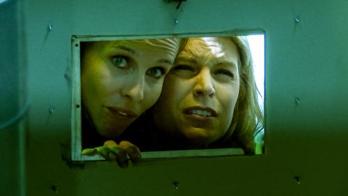 Redden Dina en An en Olga en Sam de mensheid van een kernramp?