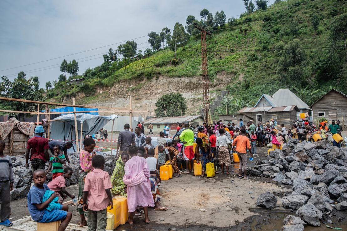 República Democrática del Congo: 400.000 personas se han visto desplazadas por la erupción del Monte Nyiragongo