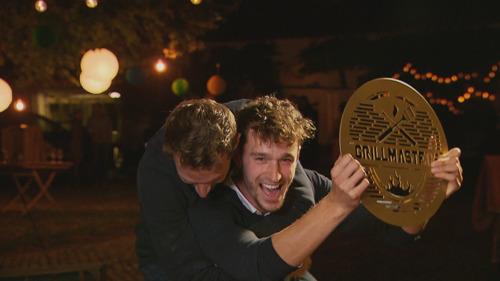 Nick en Kevin zijn Strafste Grillmasters van Vlaanderen