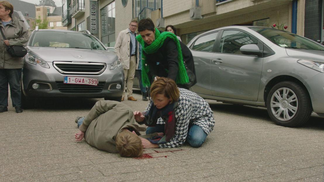 Het dodelijk ongeluk van Jens ( 23.12.15) -<br/>THUIS (c) VRT