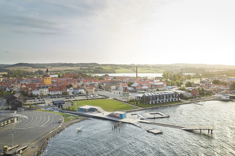 JDS Architects (Belgium) - Faaborg Harbour Bath