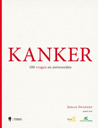 Boek 'Kanker in 100 vragen en antwoorden' gelanceerd