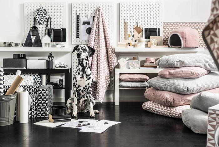 Une vie harmonieuse pour vos chats, vos chiens... et vos meubles grâce à la nouvelle collection LURVIG et IKEA Pets Tunes