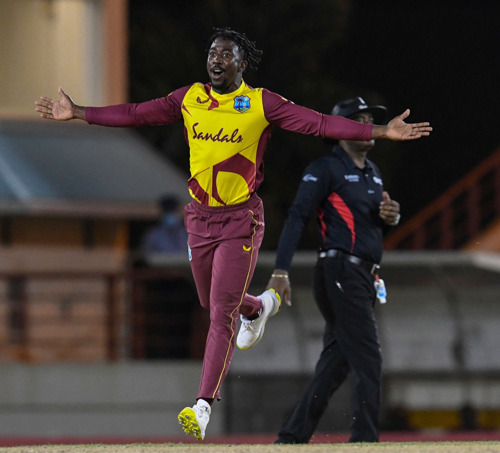 West Indies 14-member squad for 3rd CG Insurance T20 International