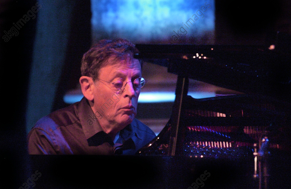 Philip Glass, American composer<br/>AKG5862249