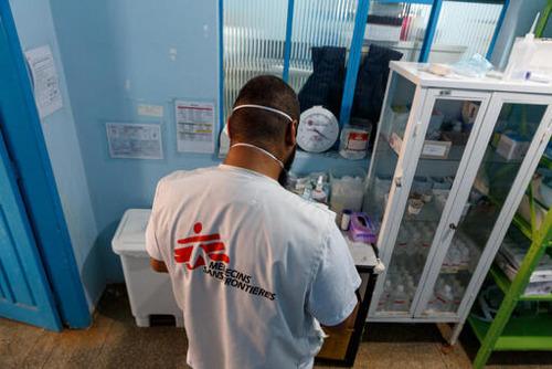 MSF: L'ÉCHEC DE LA RÉPONSE À L'URGENCE COVID-19 CONDUIT LE BRÉSIL À UNE CATASTROPHE HUMANITAIRE