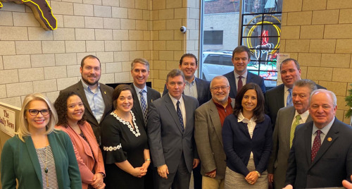 DLC Commits Multi-Year Donation to McKeesport Redevelopment Project