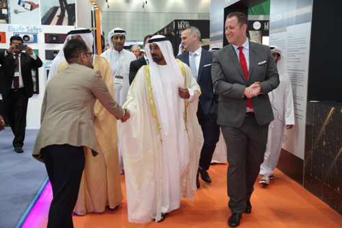 14TH EDITION OF FM EXPO OFFICIALLY OPENS AT DUBAI WORLD TRADE CENTRE