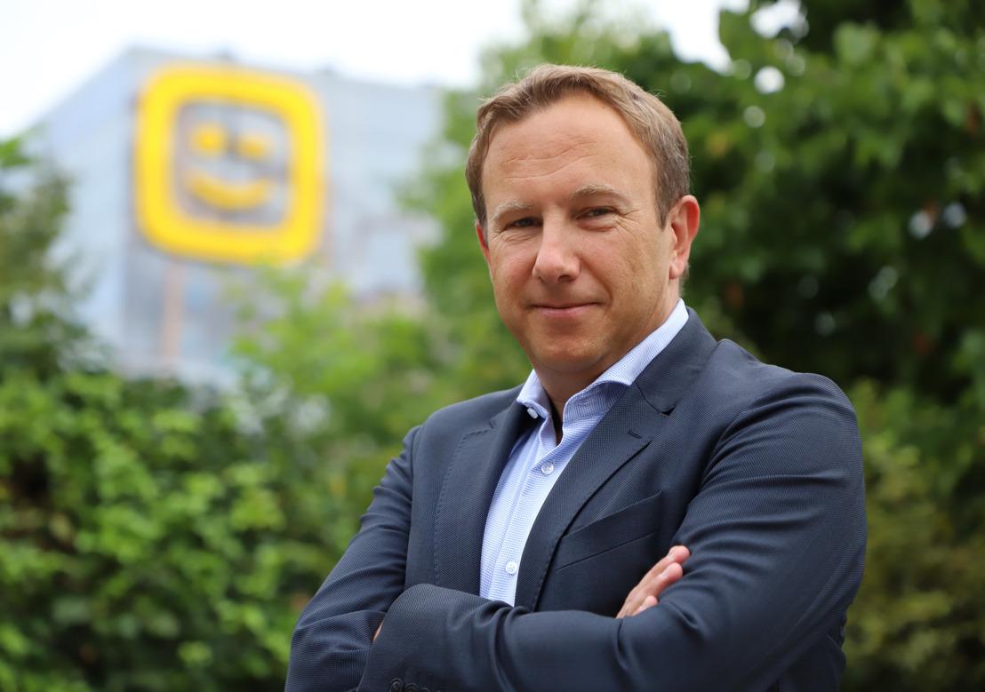 Geert Degezelle new Executive Vice President Telenet Business