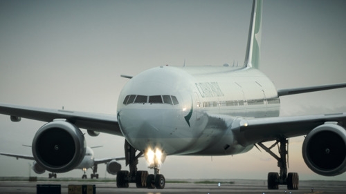 Cathay Pacific Statement on flight CX250 22November
