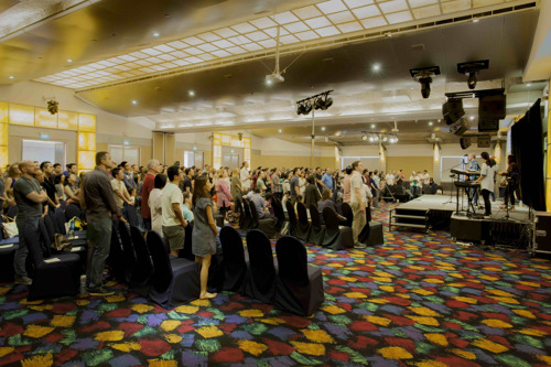 Mobile Worship: Singapore's Redemption Hill Church Installs myMix as Key Part of Flexible Setup