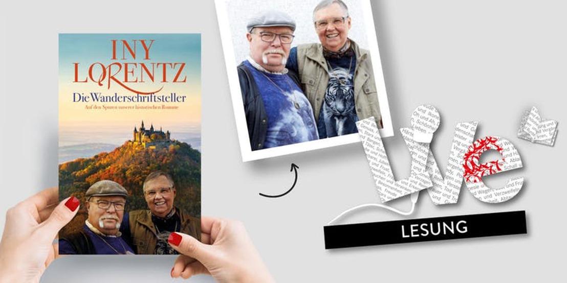 Iny Lorentz: Lesung der Wanderschriftsteller bei Hugendubel