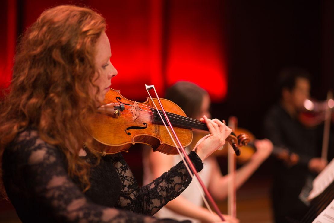Composer on Stage: Maxim Shalygin - Ensemble Shapeshift © Herre Vermeer