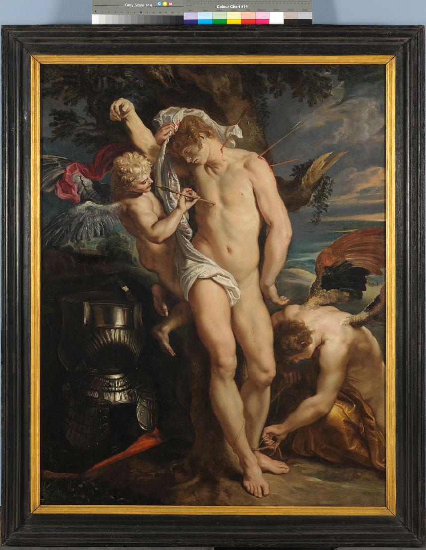 De Heilige Sebastiaan (c) Rubenshuis
