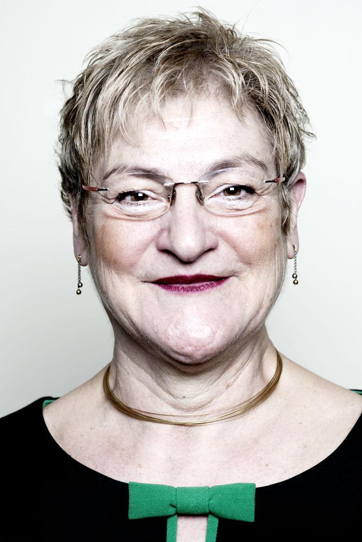 Auteursfoto Riet Vanloo (c) Jurgen Rogiers