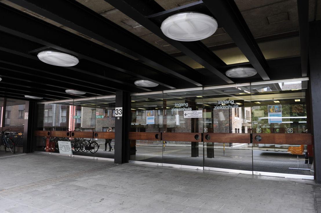 Inkom campus Sint-Rafaël