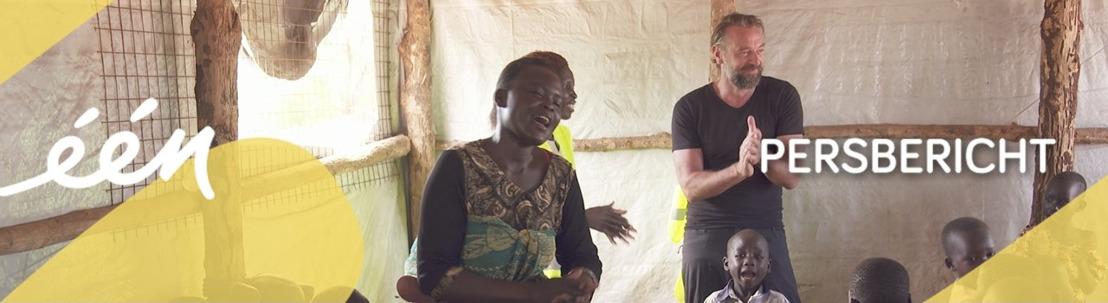 Aangrijpende special Reizen Waes 12-12: Tom Waes trekt door vluchtelingengebied in Noord-Oeganda