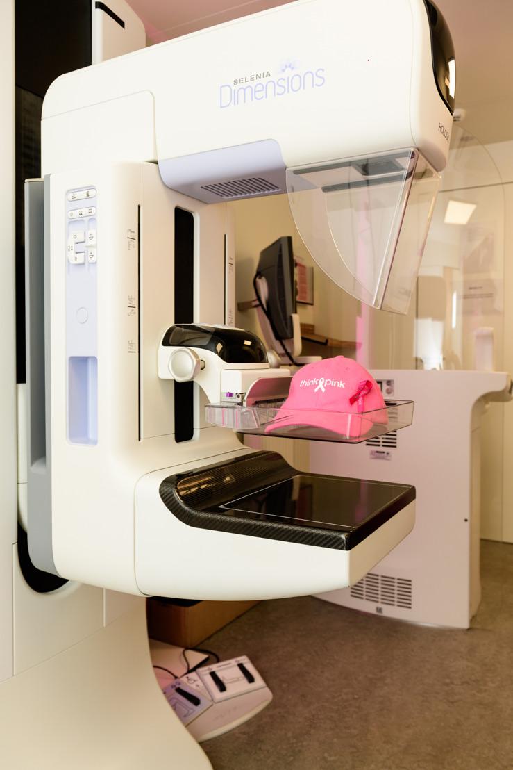 Première diminution du nombre de diagnostic du cancer du sein en 15 ans