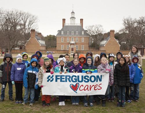 Ferguson earmarks more than $1 million for Hampton Roads education