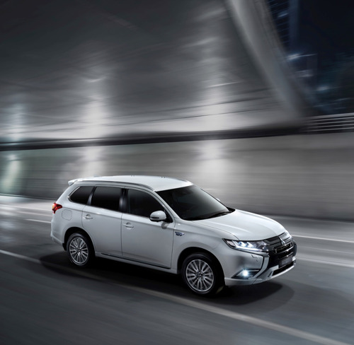 Mitsubishi Motors Europe : Ventes +19% in 2018