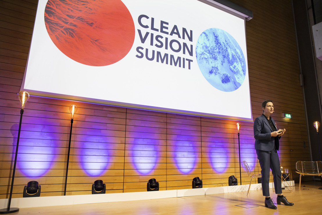 VITO en The Oval Office inspireren bezoekers Clean Vision Summit