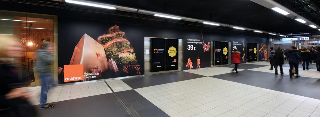 Orange zet eindejaarsoffensief in met ongebruikelijke telecomboodschap
