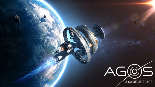 UBISOFT® KÜNDIGT AGOS: A GAME OF SPACE AN