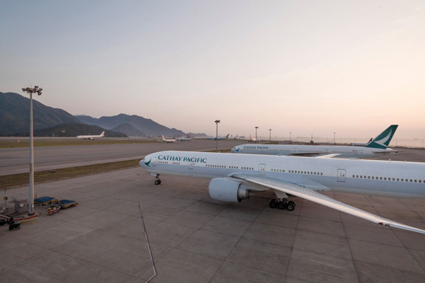 Preview: Cathay Pacific releases combined traffic figures for October 2017
