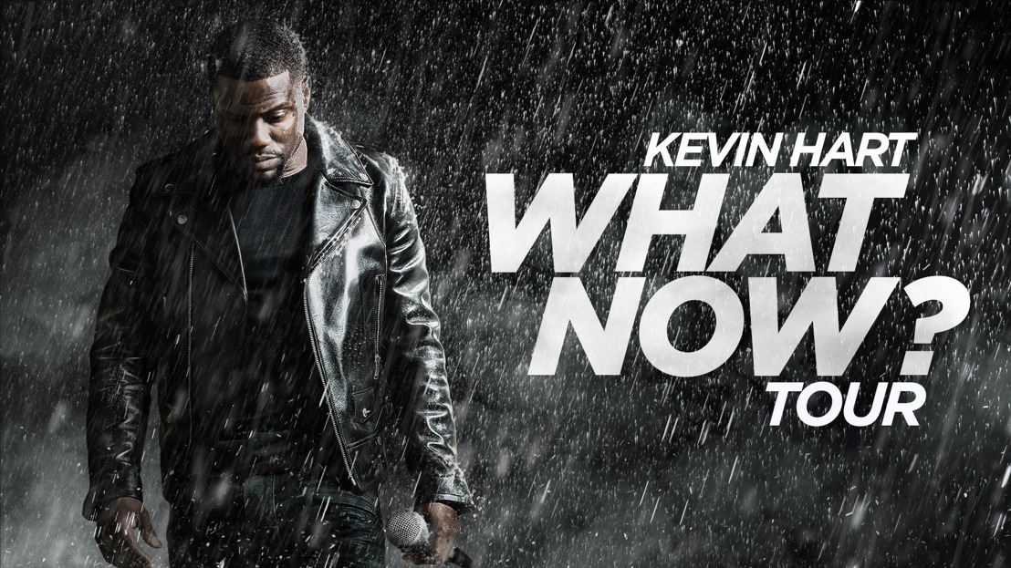 The one and only Kevin Hart comes to Belgium!