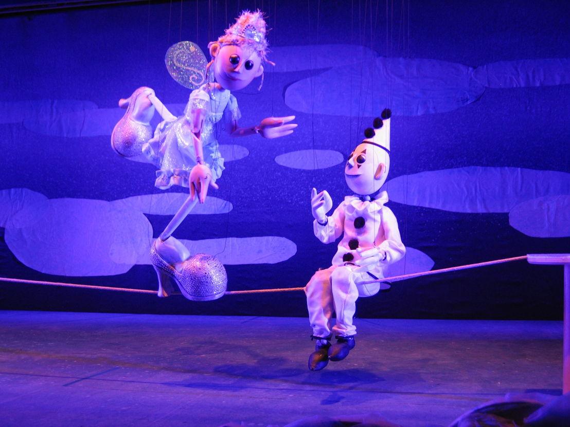 Cinderella Della Circus -<br/>Center for Puppetry Arts